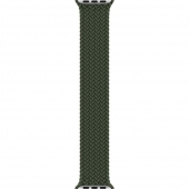 Apple Braided Solo Loop 40mm Inverness Green Size 7 (MY6R2)
