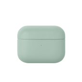 Native Union Leather Case for Airpods Pro, Sage (APPRO-LTHR-GRN-AP)
