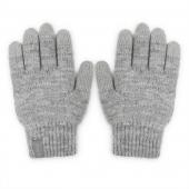 Перчатки для iPhone Moshi Digits Touch Screen Gloves Light Gray S/M (99MO065011)