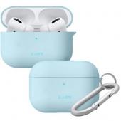 Laut Huex Pastels Case for AirPods Pro, Blue (L_APP_HXP_BL)