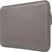 LAUT Prestige PU Sleeve for Macbook 13, Dark Grey (L_MB13_PRE_T)