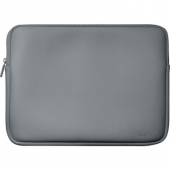 LAUT Huex Pastels Sleeve for MacBook Pro 13/Air 13, Gray (L_MB13_HXP_GY)