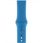Apple Sport Band for Watch 44/42mm, Surf Blue