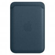 Apple Leather Wallet with MagSafe Baltic Blue (MHLQ3)