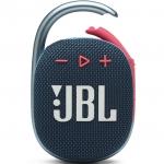 JBL Clip 4, Blue (JBLCLIP4BLUP)