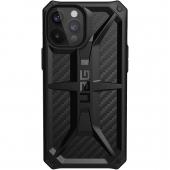 UAG Monarch Case for iPhone 12 Pro Max, Carbon Fiber