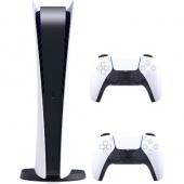 Sony PlayStation 5 Digital Edition 825GB + DualSense Wireless Controller
