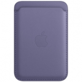 Apple Leather Wallet with MagSafe, Wisteria (MM0W3)