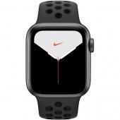 Apple Watch Nike Series 5 GPS 40mm Space Gray Aluminum w. Space Gray Aluminum (MX3T2)
