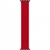 Apple Braided Solo Loop for Watch 40/38mm Red Size 3 (MY7H2)