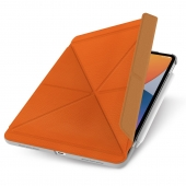 """Moshi VersaCover Case with Folding Cover for iPad Air 10.9"""" (4th gen)/Pro 11"""" (1st Gen), Sienna Orange (99MO056812)"""