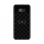 Беспроводной внешний аккумулятор Devia JU Wireless Charging PowerBank 8000mAh