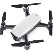 Квадрокоптер DJI Spark Alpina White Fly More Combo (CP.PT.000889)