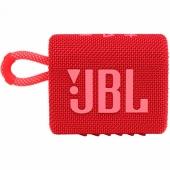 Портативная акустика JBL GO 3, Red (JBLGO3RED)