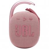 JBL Clip 4, Pink (JBLCLIP4PINK)