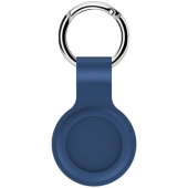 Apple Silicone Ring for AirTag, Dark Blue OEM