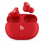 Beats by Dr. Dre - Beats Studio Buds Totally Wireless Noise Cancelling Earphones - Beats Red (MJ503)