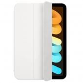 Apple Smart Folio for iPad Mini 6, White (MM6H3)
