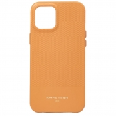 Native Union Clic Heritage Case for iPhone 12 Pro Max, Ocre (CHRTG-YLW-NP20L)