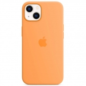 Apple Silicone Case with MagSafe for iPhone 13, Marigold (MM243)