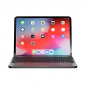 Brydge Pro Keyboard for iPad Pro 11, Space Gray
