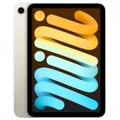 """Apple iPad mini 8.3"""" 256GB Wi-Fi+4G Starlight (MK8H3) 2021"""