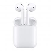 Б/У Наушники Apple AirPods (MMEF2)