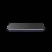 Беспроводная зарядная станция Zens Dual 5 Coil Aluminium Wireless Charger with USB C 45W PD Wall Charger, Black (ZEDC11B/00)