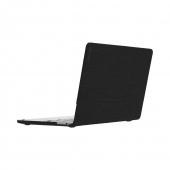 Incase Textured Hardshell in Woolenex Case for MacBook Air 2020/ MacBook Air M1, Graphite (INMB200651-GFT)