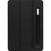 LAUT Huex Smart Case for iPad Pro 11 M1/iPad Air 4th 10.9, Black (L_IPP21S_HP_BK)