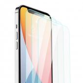 Защитное 3D стекло iLera Infinity Super Slim 0.18m Glass for iPhone 12 Pro Max 6.7