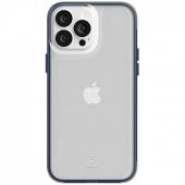 Incipio Organicore Clear Case for iPhone 13 Pro Max, Ocean Blue IPH-1934-OBLU