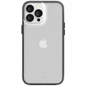 Incipio Organicore Clear Case for iPhone 13 Pro Max, Charcoal IPH-1934-CHL