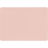 INCASE Textured Hardshell Case for MacBook Pro 2020/ MacBook Pro 13 M1, Blush Pink (INMB200650-BLP)