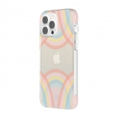 Incipio Design Series for iPhone 13 Pro Max, Rainbow Glitter Wash Incipio IPH-1958-RGW