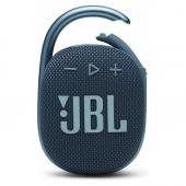 JBL Clip 4, Blue (JBLCLIP4BLU)