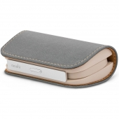Moshi IonGo 5K Duo Portable Battery Lightning/USB-C, Fossil Gray (99MO022024)