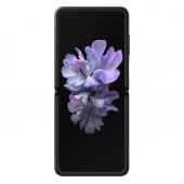 Samsung Galaxy Z Flip SM-F700 8/256GB Mirror Black (SM-F700FZKD) ( O B )
