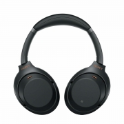 Навушники з мікрофоном Sony Noise Cancelling Headphones Black (WH-1000XM3B)